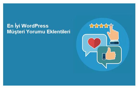 En İyi WordPress Müşteri Yorumu Eklentileri