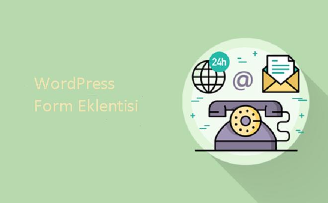 En İyi 5 WordPress Form Eklentisi